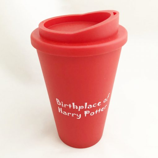 Elephant House Red Carry Cups